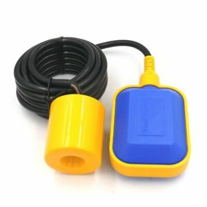 2m Cable Float Switch Liquid Fluid Water Level Controller For Tank Pump