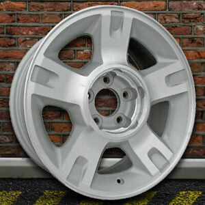16 Silver Wheel For 2001 2005 Ford Explorer Sport Trac By Revolve