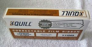 Nine Premium Quality Correctable Film Ribbons For Ibm Selectric Ii And Iii New