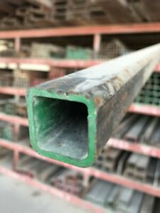 11 4 X 1 1 4 X 11 Gauge Hot Rolled Steel Square Tubing X 12 Long Bracket