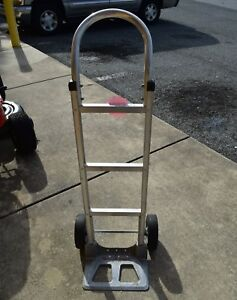 Magliner Aluminum Hand Truck 500lb Capacity 18258 2 Local Pick Up Only