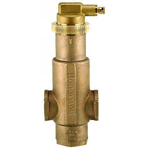Honeywell Supervent Air Eliminator 1 1 4 In Npt Connection Pv125