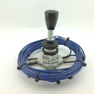 Eao 44 800 8 Joystick Switch 6a 250v With Wires