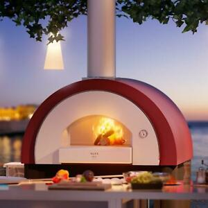 Alfa Quick 47 inch Outdoor Wood fired Pizza Oven