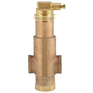 Honeywell Supervent Air Eliminator 1 1 2 In Npt Connection Pv150