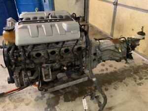 6 0 Ls2 Engine T56 6 Speed Manual Trans Full Pullout 107k Warranty Tuned
