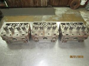 Case 930 Tractor A401d Cylinder Heads