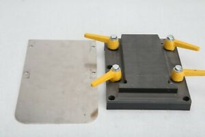 M r I dot 4100 Quick Release Pallet Holder Carrier Oem Textile Printer Idot