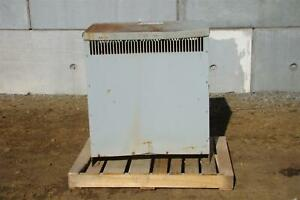 Hammond Power 50kva Transformer Pri 493 480 467 454 Sec 240 120v 9t83b2673
