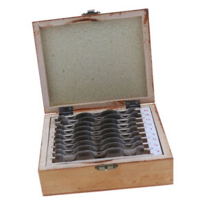 9pairs 18pcs Precision Parallel Set Steel Thin 1 2 To 1 1 2