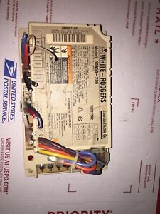 White Rodgers Trane Furnace Control Mother Board P n 50a50 206