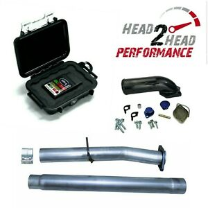 08 10 Ford 6 4 Powerstroke Gearboxz Dpf Egr Cat Delete Kit