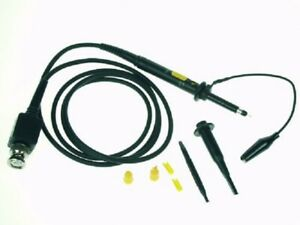 New Velleman 250mhz Oscilloscope Probe Set 1 10 1 1 Catii