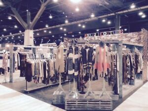 Gently Used Trade Show Booth Wall Downdown Los Angeles Steal