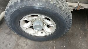 1996 Suburban Chevy Pickup 2500 16 Inch Aftermarket Alloy Wheel 8 Lug