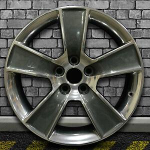 Polish Dark Blueish Charcoal Oem Wheel For 2006 2009 Ford Mustang 18x8 5