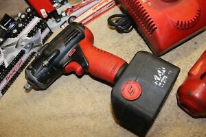 Snap On Ct4410a Volt 3 8 Drive 14 4v Cordless Impact Battery And Charger