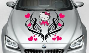 Tribal Hello Kitty Cute Girl Car Truck Vinyl Decal Graphic Size Choice
