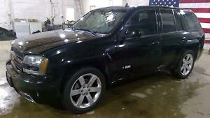07 09 Chevy Trailblazer Ss 6 0 Ls2 Engine Dropout Complete With Accessories