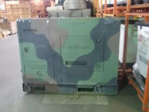 Mep 804a 15kw Generator Skid Mounted Diesel Engine