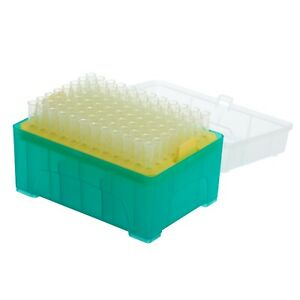 Celltreat 300ul Low Retention Pipette Tips Racked 960 case S 229035