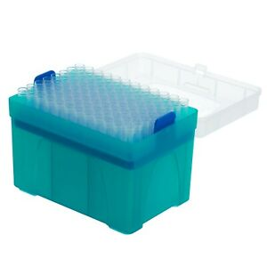 Celltreat 1000ul Low Ret Ext Length Pipette Tips Racked 960 case S 229037