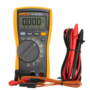 New Fluke 116c Multimeter Temperature Microamps F116c