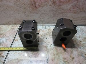Miyano Jnc 45 Cnc Lathe Tool Tooling Holding Holder Block 5j78 5000 F In Each