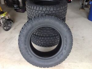 Toyo Open Country Atii Xtreme Tires 35x12 50r20 Set Of 4