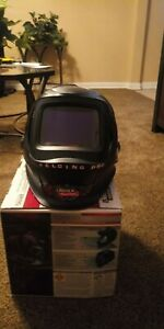Lincoln Viking 3250d Fgs Welding Helmet K3540 3 With Miller Coolbelt Combo