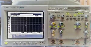 Hp Agilent 54830d 2 16 channel 600 Mhz Mixed signal Oscilloscope mso