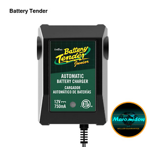 Battery Tender Junior 02 0123 12v 0 75a Battery Charger Motorcycles Atvs
