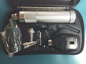 Welch Allyn Diagnostic Set Operating Otoscope 21700 Ophthalmoscope 11710