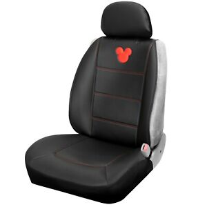 3 Piece Mickey Mouse Disney Seat Cover Set
