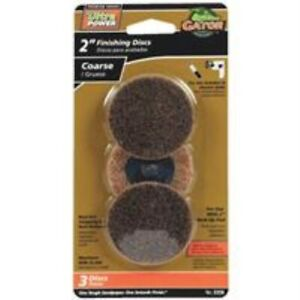 Gator Surface 2 In Coarse Finishing Surface Conditioning Sanding Disc 3 pack