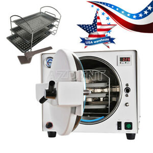 18 L Dental Autoclave Steam Sterilizer Medical Sterilization Lab 121 0 12mpa