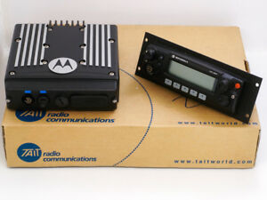 Motorola Xtl 2500 Two Way Radio M21urm9pw2an 700 800 Mhz