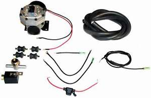 Right Stuff Detailing Electric Vacuum Pump Kit P N Evp01