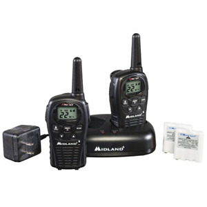 Midland Lxt500vp3 22 Channel Frs Two way Radio With Channel Scan Up To 24