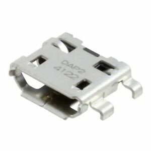 Te 1 2040343 2 Micro Usb Connector Mid Mount Type Assembly W tape Qty 10