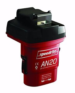 Speedrite An20 D cell Battery Powered Electric Fence Energizer 0 04 Joule