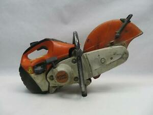 Stihl Ts 420 14 Gas Powered Concrete Cut Off Saw