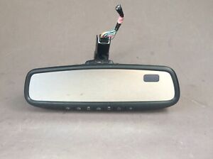 11 12 Toyota Avalon Limited Rear View Mirror Auto Dim Homelink Compass oem