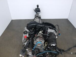 Jdm 2002 2008 Mazda Rx 8 13b Rotary 1 3l 6 port Engine And 6 Speed