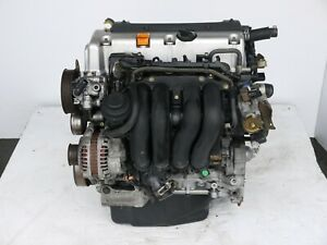 Jdm K20a Engine Honda Civic Si Ep3 02 05 Acura Rsx 02 06 K20a3 2 0l Replacement