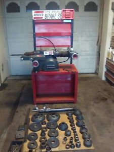 Used Ammco 4100 Disc And Drum Brake Lathe