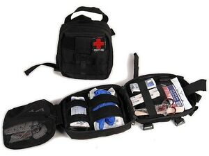 Jeep Wrangler Yj Tj Jk Roll Bar First Aid Bag And Kit For Jeeps Trucks And Suvs