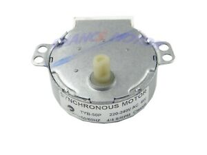 Small Permanent Magnet Motor Tyb 50p Synchronous Motor Ac 220v 4 4 8rpm D Shaft
