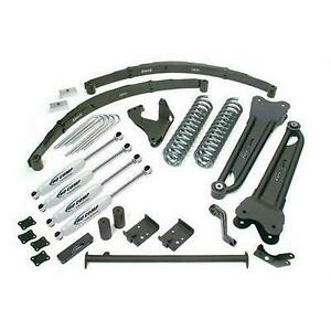 Pro Comp Suspension 6 Inch Stage Ii Lift Kit With Pro Runner Shocks K4040bp