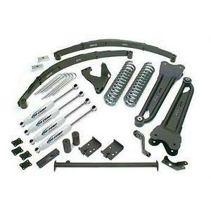 Pro Comp Suspension 6 Inch Stage Ii Lift Kit With Pro Runner Shocks K4041bp